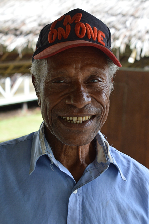 Hospital maintenance man, Modilon Hospital, Madang